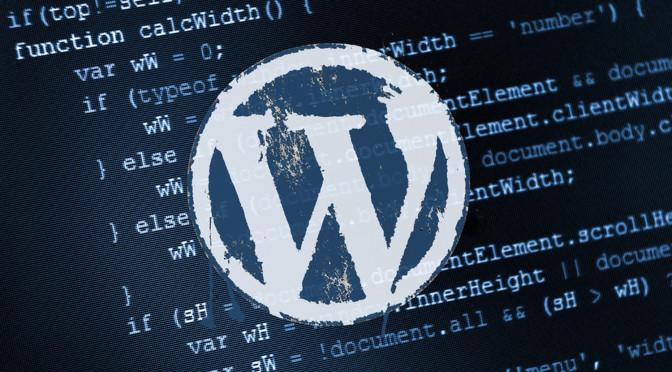 WordPress ja versioonihaldus
