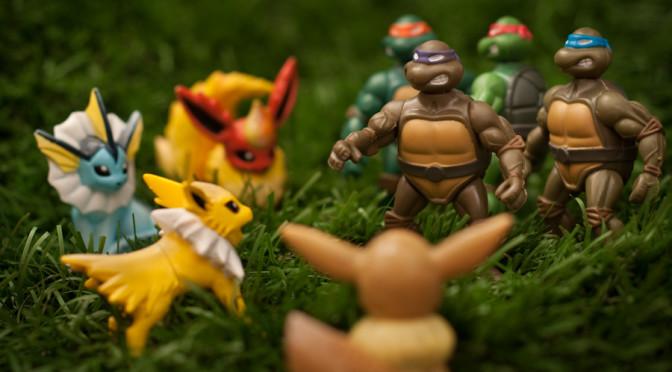 Kui mina jälitan Pokémone, jälitab keegi mind?