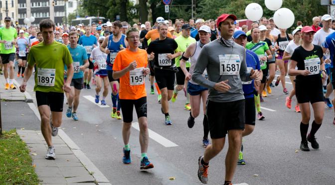 Minu tee maratonini