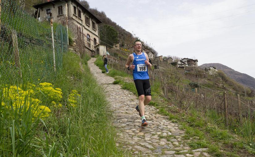 Colmen Trail – minu esimene jooksuvõistlus mägistel radadel