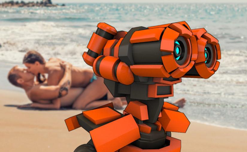 Aeg on rääkida seksist robotiga!